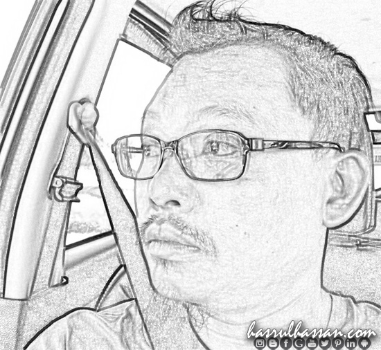 Blogger Tua Tidak Pandai Design Blog Sendiri