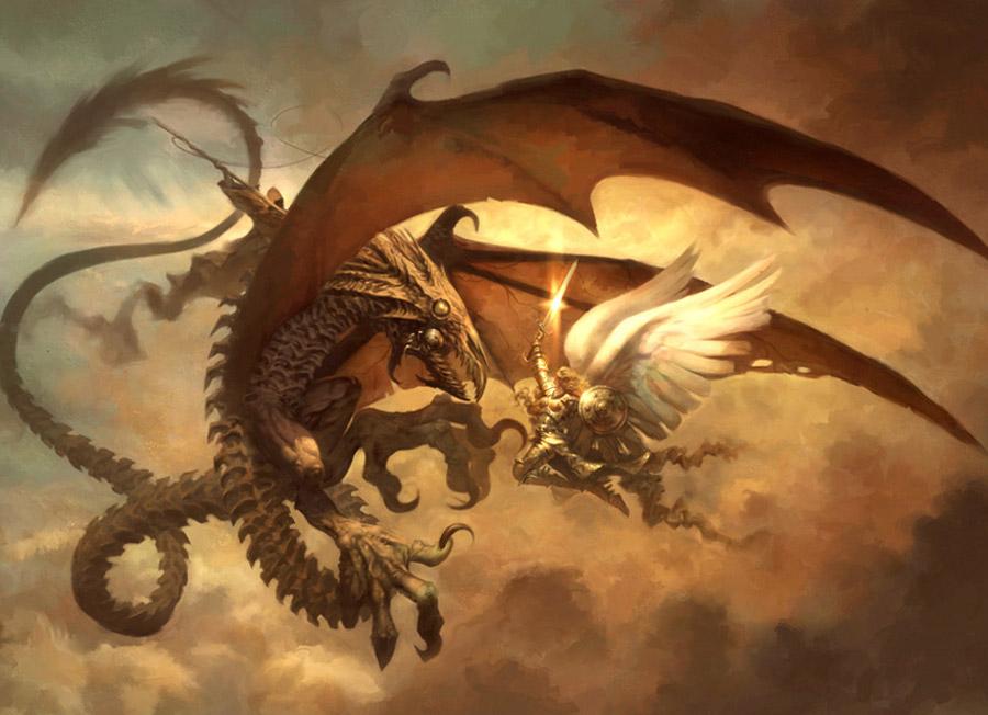 Noiserbox ilustraciones de dragones for Is god against tattoos