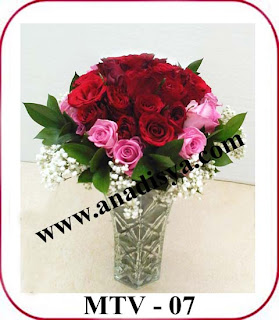 pesan bunga mawar valentine
