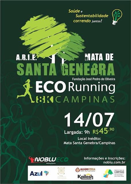 ECO Running 8K Campinas