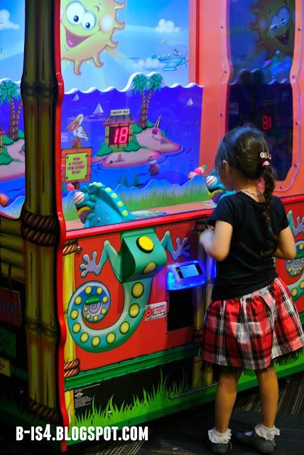 Video Arcades, Family Entertainment