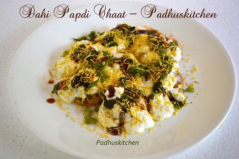 Dahi Papdi Chaat
