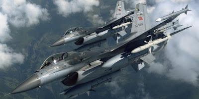 Tahun 2020 AS Lengkapi Jet Tempurnya Dengan Senjata Laser
