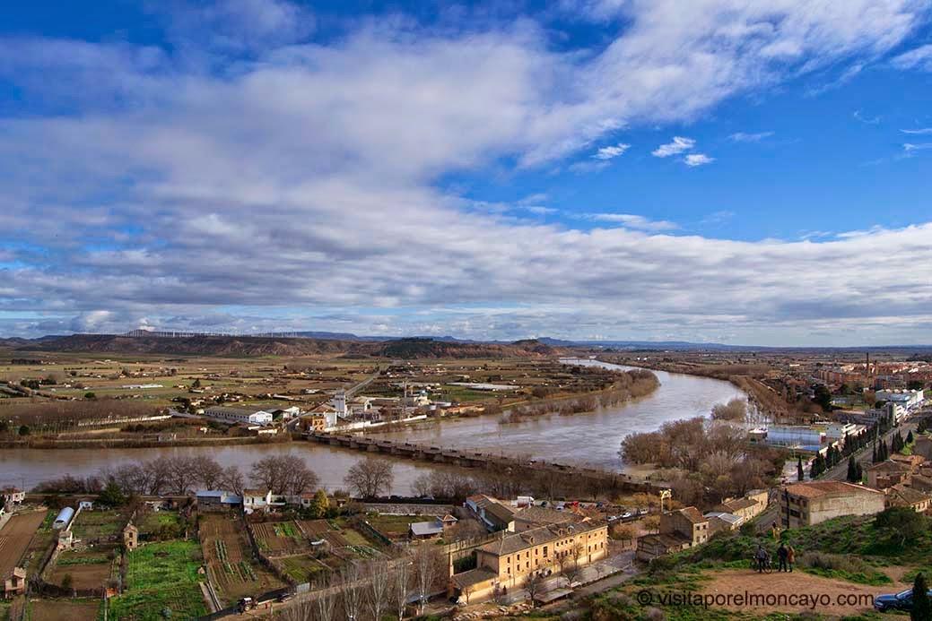 Ebro Tudela rio