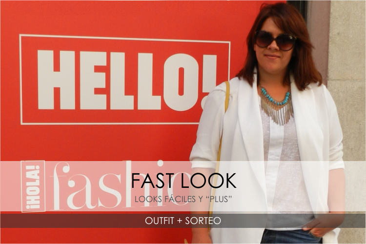 Fast Look · Outfit (Y Sorteo Behatti)