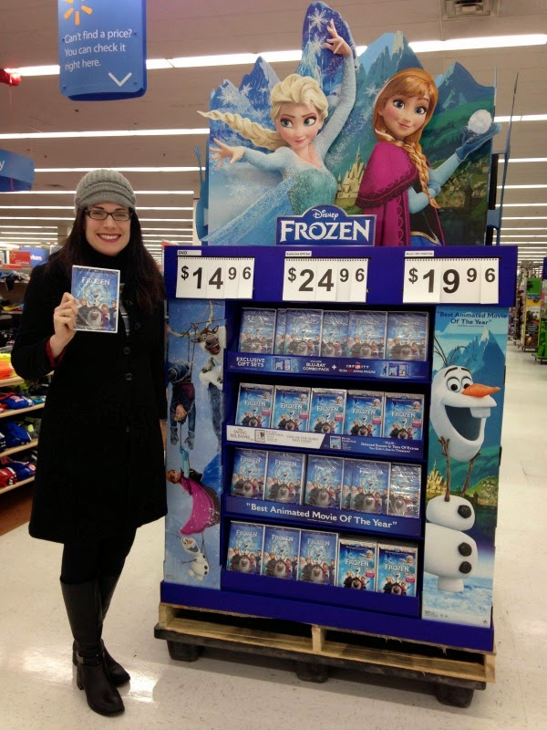 frozen, movie, dvd, baby sensory
