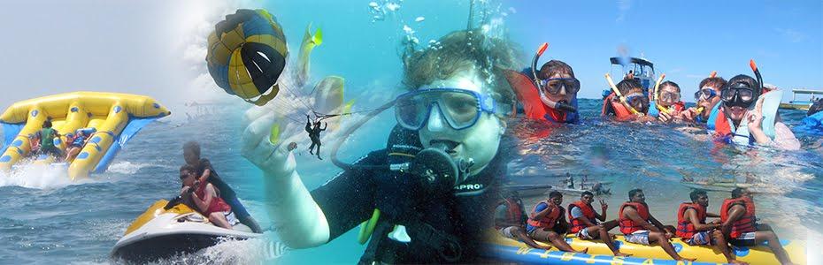 Tanjung Benua water sport package