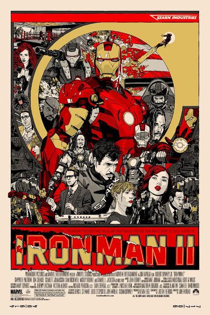 Железный Человек 2 (Iron Man 2)