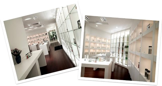 sccube apothecary ngee ann city shopping singapore