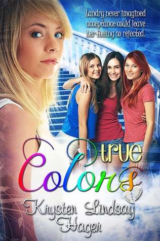 True Colors Giveaway with Krysten Lindsay Hager