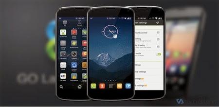 Go Launcher EX terbaik android 2014