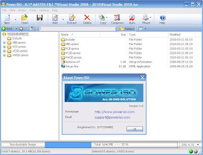 PowerISO 4.8