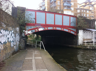 Road bridge between Paddington and Kensal Green
