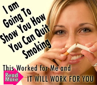 I am Going To Show You How You Can Quit Smoking