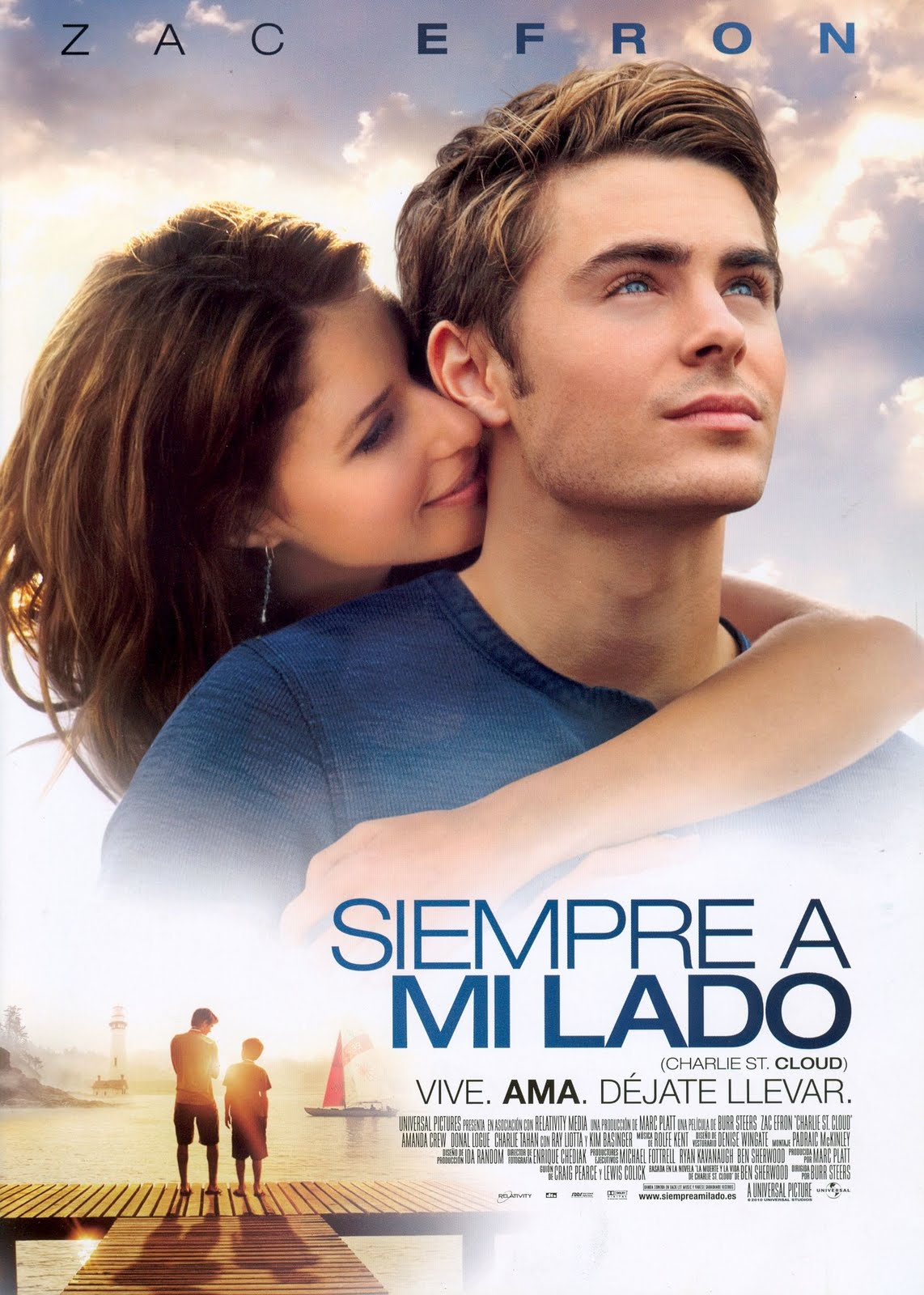 The Death And Life Of Charlie St. Cloud (2010)