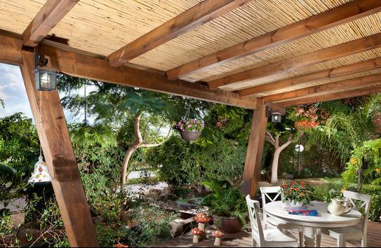 Fotos de techos cerramientos de terrazas en valencia for Ideas de techos para terrazas