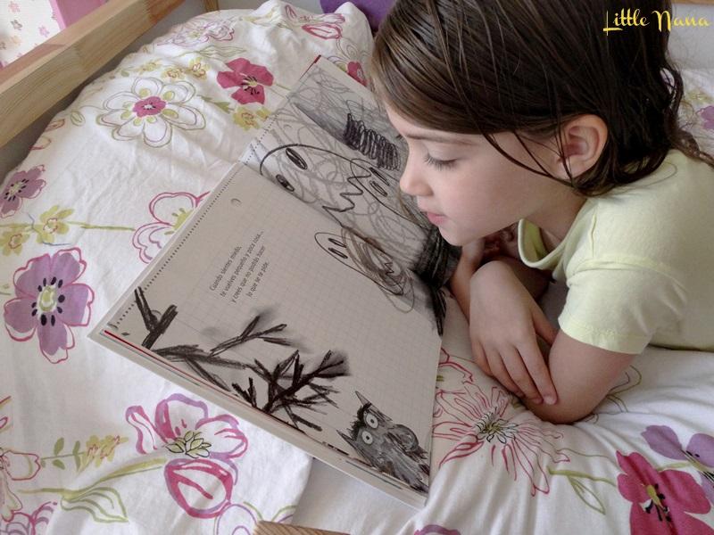 Cuento infantil emociones monstruo de colores