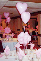 Balloon Centerpiece Ideas