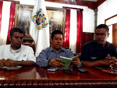 """Concejales Vázquez, Cerrada y González: """"Trabajamos para lograr el bienestar de la ciudad"""""""