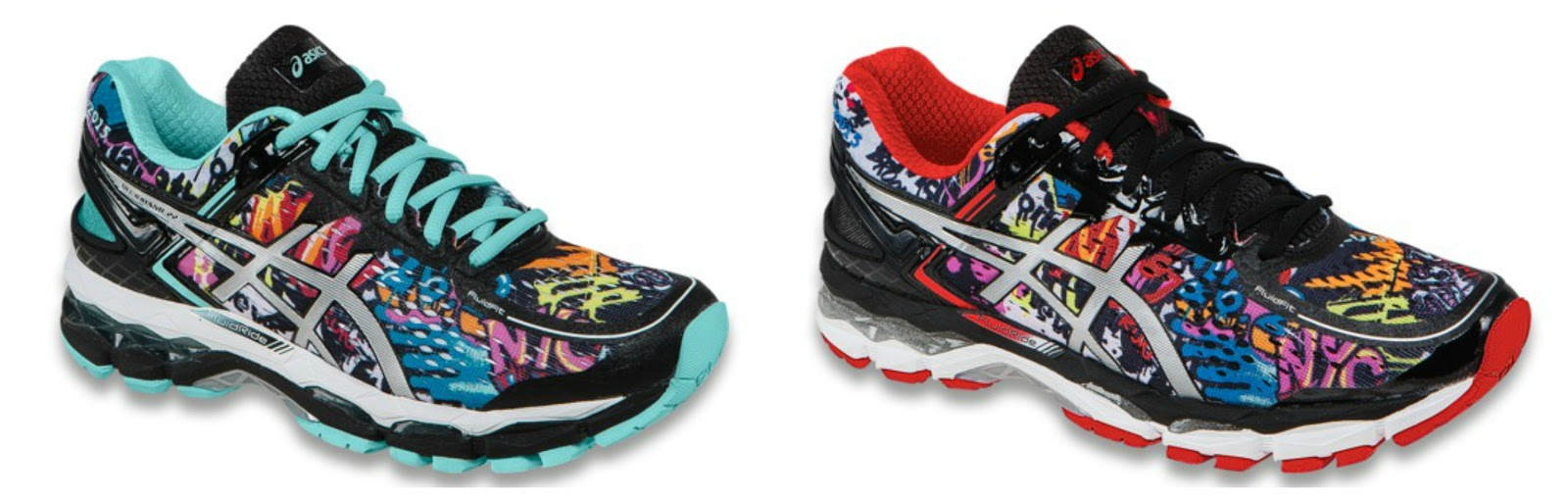 Asics New York Marathon Edition