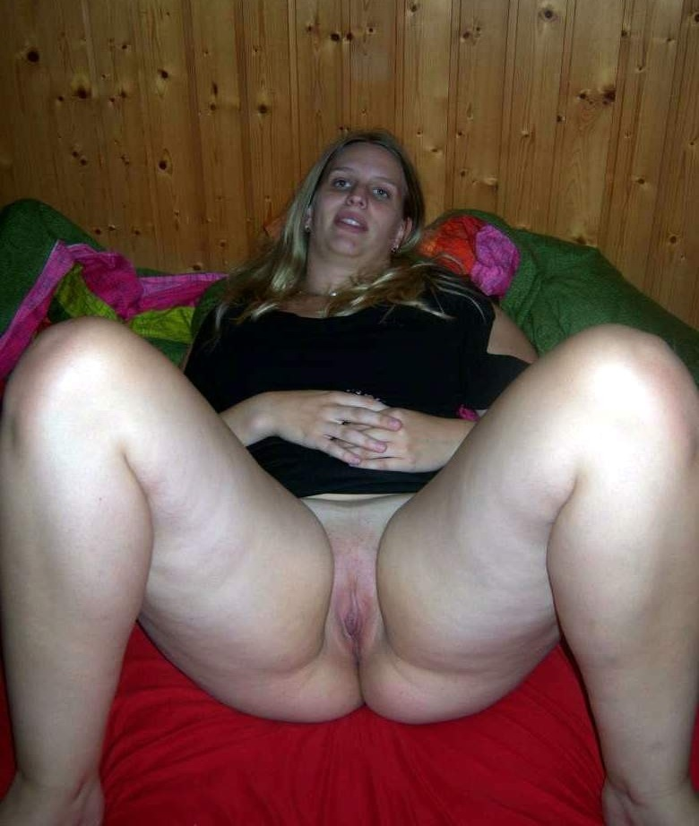 Fat wife naked