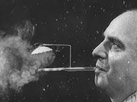 Payung rokok antihujan