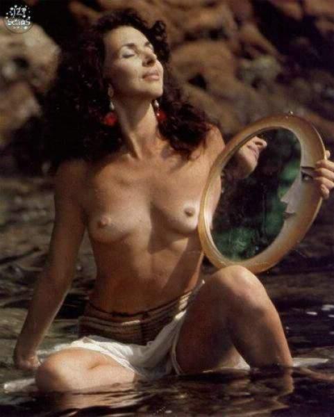 Betty Faria pelada