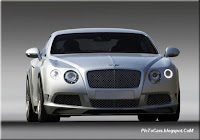 2012 Bentley Continental GT Audentia