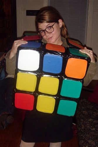 Fun math costumes for halloween mathnasium design nerd has instructions on a diy rubiks cube costume check out their tutorial for tips on making your own cube costume solutioingenieria Images