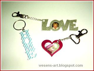KeyChain wesens-art.blogspot.com