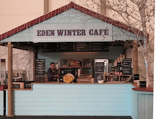 Eden Winter Cafe