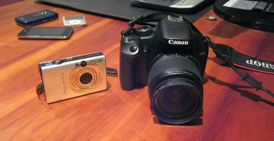 Thu mua máy ảnh cũ giá cao nhất