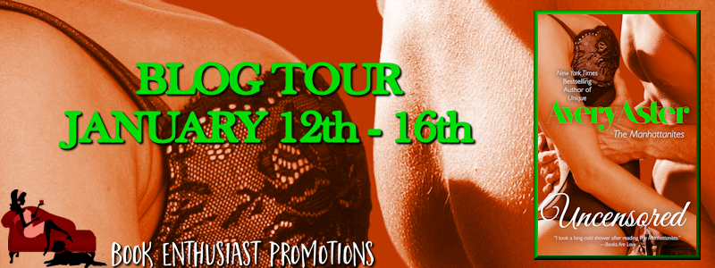 Blog Tours This Month