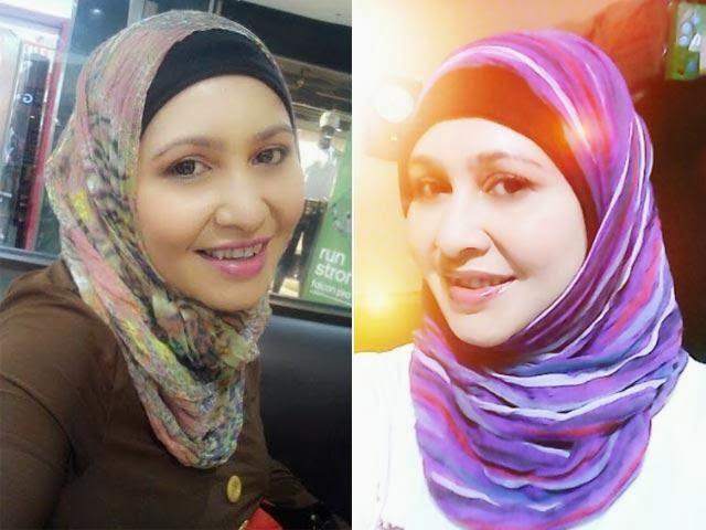 Sheila Mambo Mahu Buang Stereotaip Pelakon Bertudung