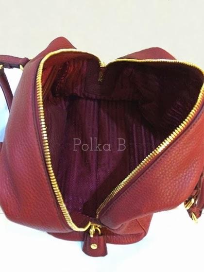 prada purses online - prada soft calf bauletto