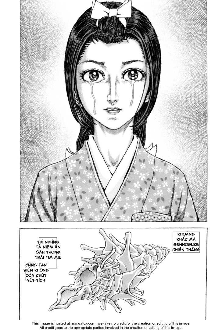 Shigurui - Cuồng Tử chap 83 - Trang 37