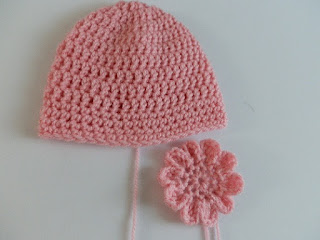 How to crochet a hat-crochet baby hat pattern-free crochet patterns-crochet crochet