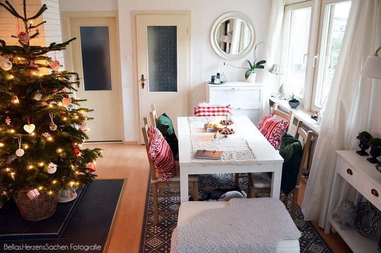 Home Living Blog Esszimmer Interieur Dekoration Weihnachten