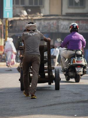 Le strade di Bombay