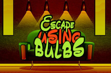 Escape Using Bulbs