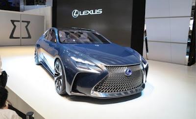 2016 Lexus LF FC Concept Specs in Tokyo Motor Show