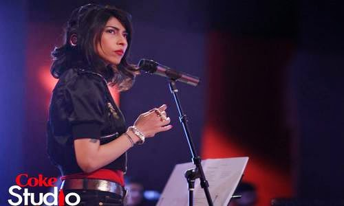 Pakistani Model Actress Coke Studio Singer Meesha Shafi Biography