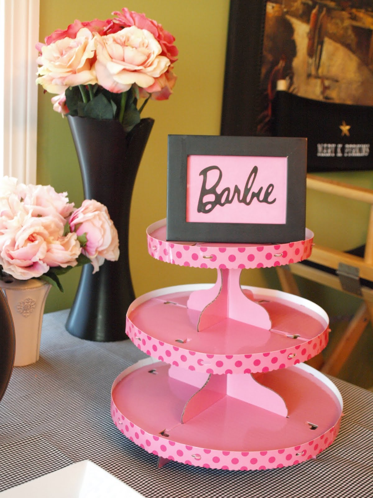 the Mathews Family Happenings: How to have a girly vintage ...