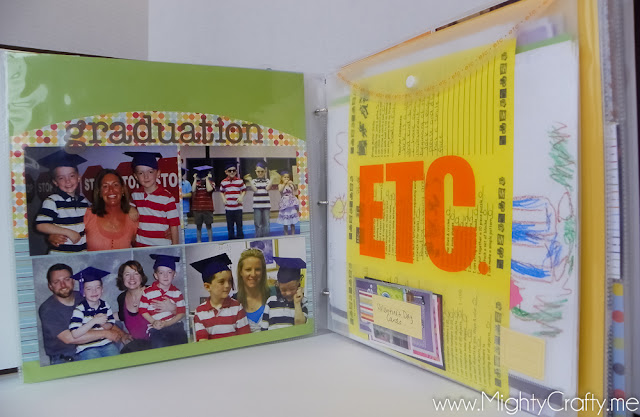 School album - www.MightyCrafty.me