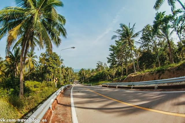 Дороги Пангана