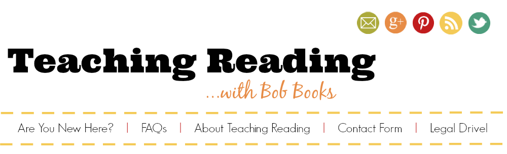 Teaching Reading with Bob Books