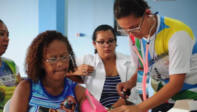 Ações promovem vida em experiência missionária na cidade de Ananindeua, Pará