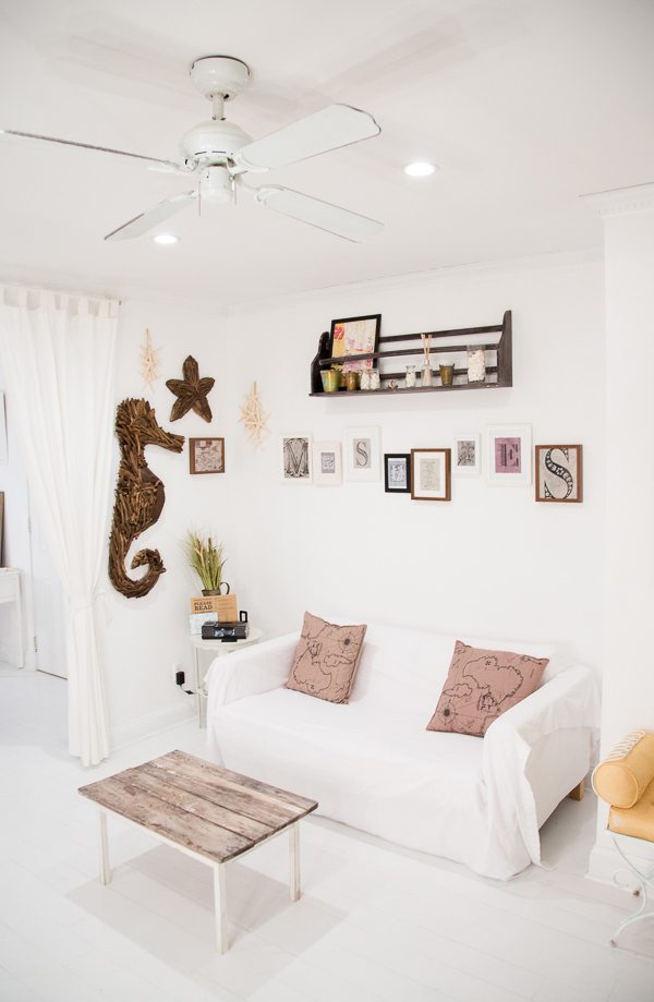 Achados de Decoração, blog de decoração, decoração de kitinete, decoração de apartamento pequeno