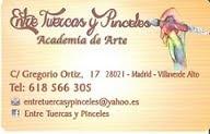 """Academia de Arte """"Entre Tuercas y Pinceles"""""""