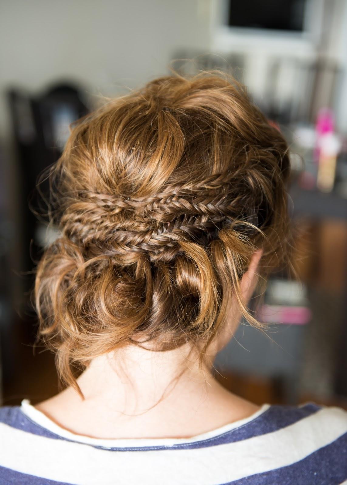 bohemian wedding hair mia loves pretty